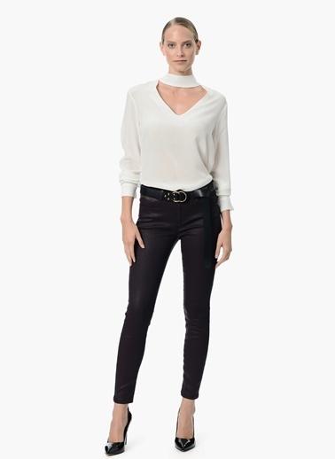 Denim Slim Fit Pantolon-Network
